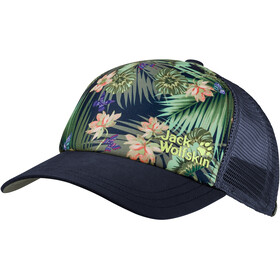 Jack Wolfskin Paradise Cap Women, midnight blue all over